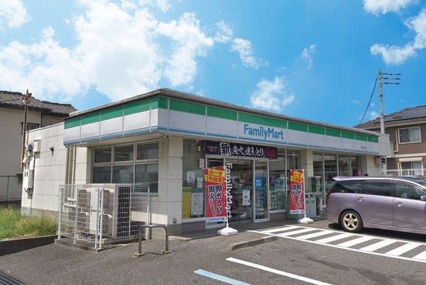 ファミリーマート松戸大金平店