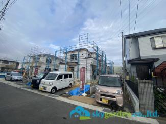 平塚市長持 新築戸建 全6棟2号棟
