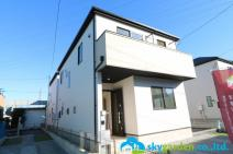 平塚市長持 新築戸建 全6棟3号棟の画像