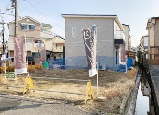 【外観】■茨木市庄二丁目・建築条件なし土地