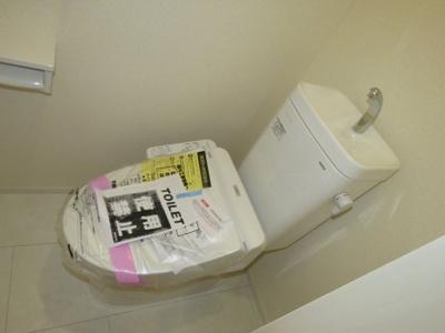 【トイレ】川越市上野田町 3LDK+ロフト+カースペース2台 新築戸建