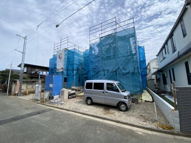 【外観】小平市花小金井3丁目 新築戸建 全2棟 2号棟