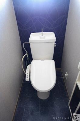 【トイレ】メゾネットクレールA