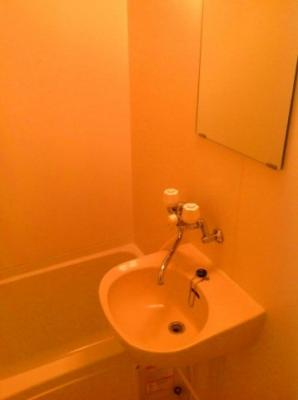 【浴室】レオパレスグリーンドゥ