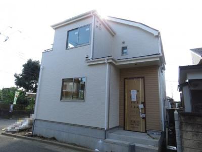 【外観】川越市上野田町2期 4LDK 新築戸建