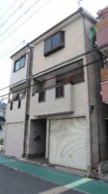 【外観】大阪市鶴見区安田1丁目 中古戸建
