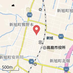 【地図】ラーゴⅡ