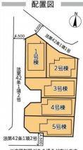【外観パース】茅ヶ崎市東海岸南6丁目 新築戸建 2号棟