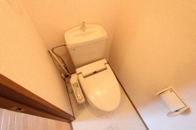 【トイレ】プラムⅡ