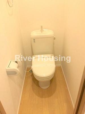 【トイレ】ウィステリア・K