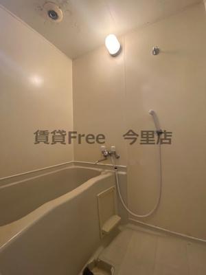 【浴室】サンポートハイム舎利寺 仲介手数料無料