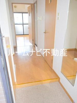 【玄関】ロイヤルアメニティー中板橋
