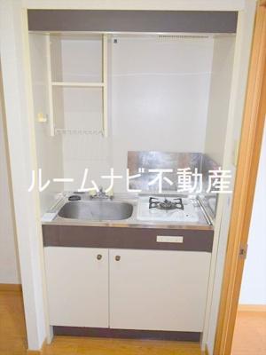 【キッチン】ロイヤルアメニティー中板橋