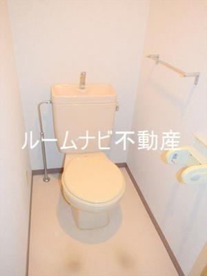 【トイレ】ロイヤルアメニティー中板橋
