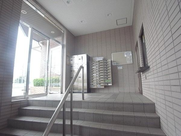 【エントランス】ロイヤルステージ新所沢