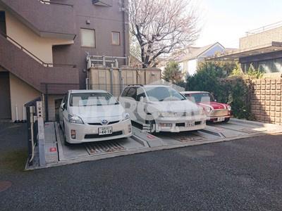 【駐車場】ヴァン・ヴェール