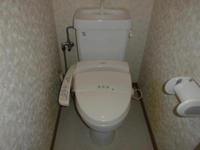 【トイレ】カルチェコート鴨池