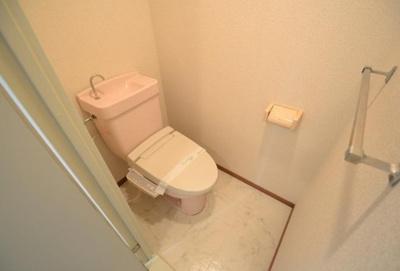 【トイレ】サンライズマンション青葉町パート2