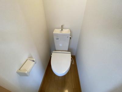 【トイレ】キャピタル土肥