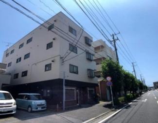 【外観】《満室高稼働!》平塚市見附町一棟マンション