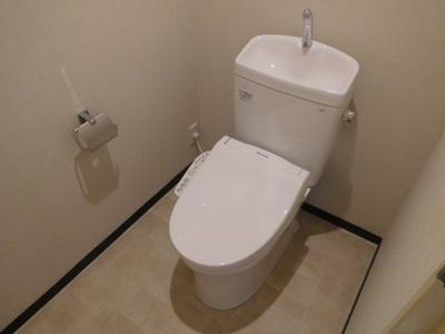 【トイレ】ラフィネ荻窪