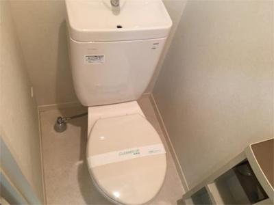 【トイレ】メゾン ハピネス