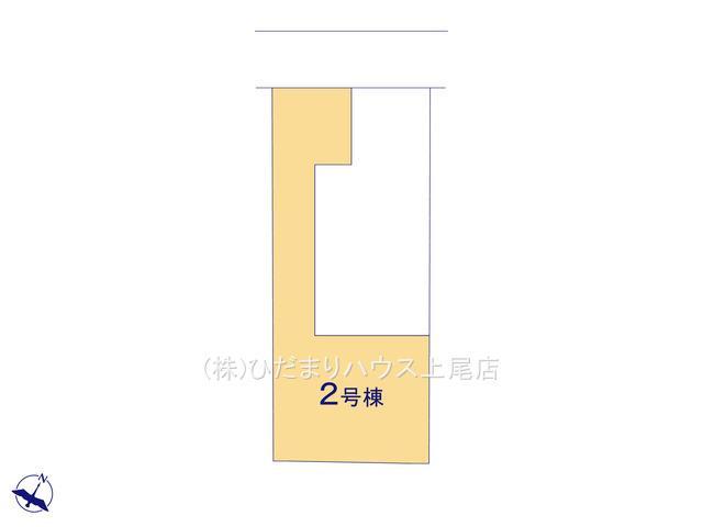【区画図】上尾市上 21-1期 新築一戸建て リナージュ 02