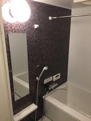 【浴室】朝日プラザ高津Ⅲ