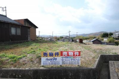 【外観】神村町 売土地