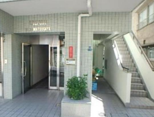 【エントランス】リブポート上野松が谷