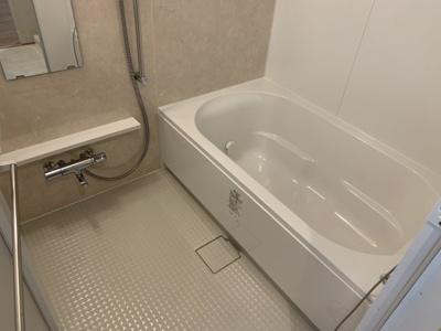 【浴室】ブルーミンメドー本山