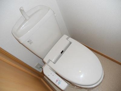 【トイレ】レインボーガーデン Α