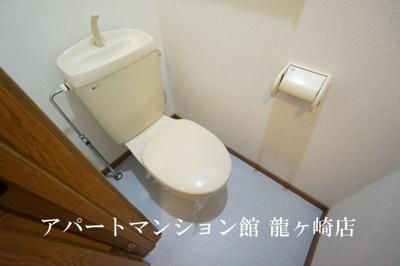 【トイレ】レヴェリーヒルズ