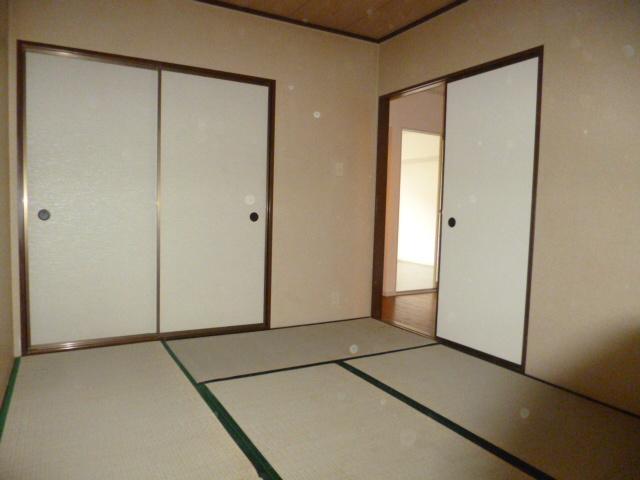 【和室】クレストコート武蔵野