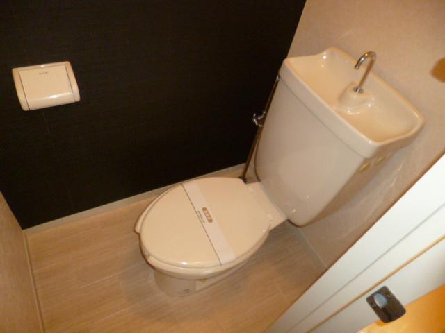 【トイレ】クレストコート武蔵野