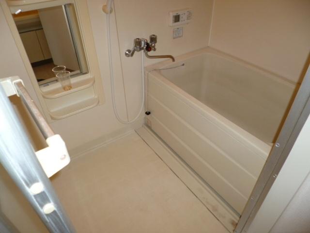 【浴室】クレストコート武蔵野