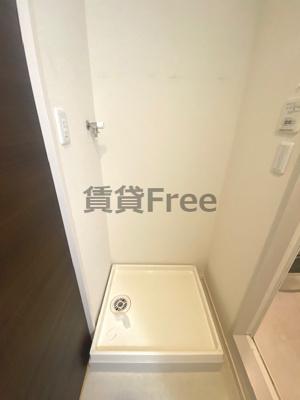 【洗面所】フラワーレジデンス華 仲介手数料無料
