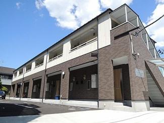 【外観】《2019年築!高稼働!》仙台市青葉区貝ヶ森4丁目一棟アパート