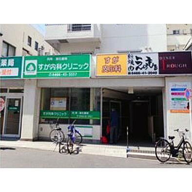 【外観】ライオンズマンション湘南台