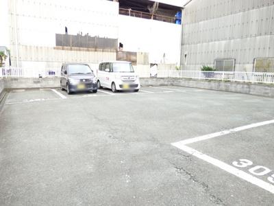 【駐車場】ジュネスタウン