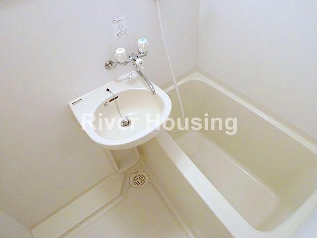 【浴室】サンフラワーガーデンKT