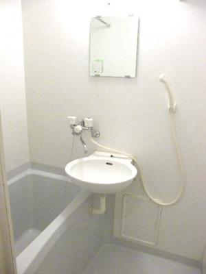 【浴室】レオパレスくまい2