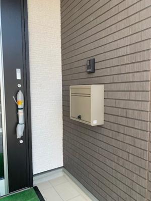 【玄関】新築建売 「グラファーレ滝沢市巣子3期」2号棟