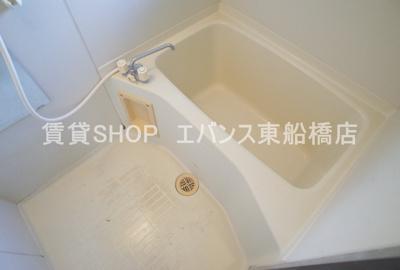 【浴室】プラザ・シャトーB