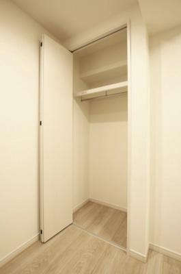 ちょっとした収納スペースも充実しています。