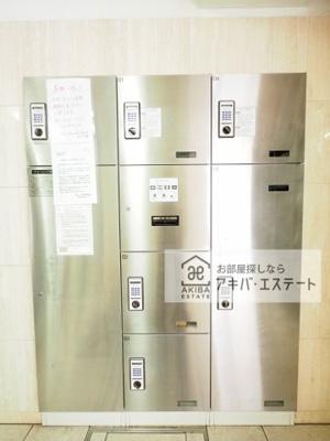 【その他共用部分】菱和パレス飯田橋