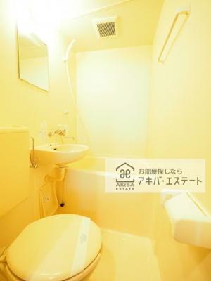 【浴室】菱和パレス飯田橋