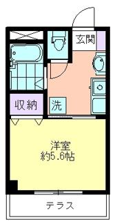 ラビングパレス西武柳沢