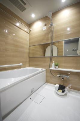 【浴室】サントゥール中川第9-6号棟
