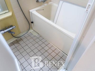 藤和シティ-ホームズ新宿余丁町のお風呂です